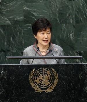 朴槿惠提統一朝鮮半島想法 北韓轟挑釁