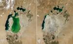 曾名列世界第四大湖 鹹海2020年可能消失