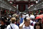 「十一長假」來臨 中國赴日觀光客激增