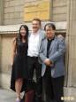 朱宗慶受巴黎音樂院 分享台灣經驗