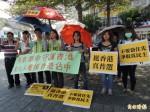 「今日香港、明日台灣」 彰化持傘挺佔中