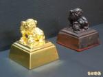 0.9999純黃金打造 「媽祖寶璽」亮相
