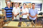 30年頭一遭 全國圍棋賽台東奪冠
