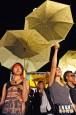 蔡︰雨傘革命 改變香港