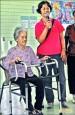 95歲中風嬤 畫畫當特效藥
