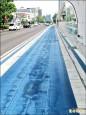 漏油污車道?BRT公司否認