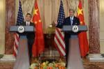 美關切佔中話題 中外長:勿干涉中國內政