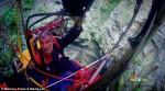 乘熱氣球地心探險 70歲老翁破紀錄