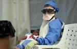 抗伊波拉!賴國醫護人員 :不做國家會消失