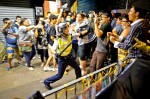 《TAIPEI TIMES 焦點》 HK protesters slam 'police brutality' as clashes flare