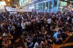 香港高等法院頒禁制令 禁止佔領旺角