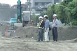 板橋合宜住宅工地 傳出工人遭鋼板壓死