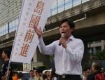 探望馮光遠 黃國昌:台灣民主恥辱的印記