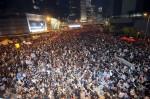 香港高院頒令禁佔旺角金鐘 黃之鋒:不籲民眾撤離