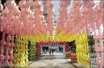 許一個燦爛未來─泰國水燈節