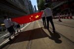 中國經濟成長下滑 與房地產有關