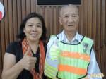 按個讚!82歲葉朝遜 守護學童安全20年