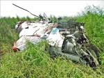 AT-3擦撞墜機 雷虎飛官避民宅殉職