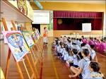 光點協會扶持重症童 畫生命光彩