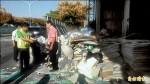 重劃區亂丟廢棄物 議員批罰太輕