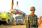 《TAIPEI TIMES 焦點》 Air force pilot killed after planes collide