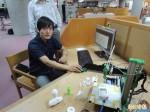 交大圖書館3D列印立體卡片成真