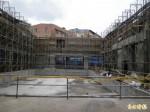 基隆國民運動中心 議員批像平民住宅