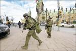 加拿大1日3起槍擊 1槍手遭斃