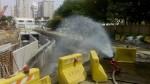 高雄一心、光華路口漏氣著火 中石化否認廢棄管線造成