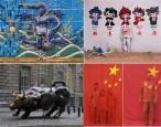 「隱身於都市」藝術家抗議中國壓迫