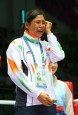 亞運拒領銅牌 印度女拳手遭無限期禁賽