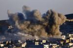 美軍空襲敘利亞 1個月炸死553人
