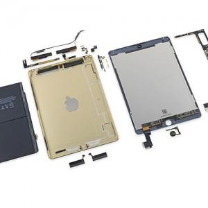 搭載 2GB 記憶體!Apple iPad Air 2 拆解完成
