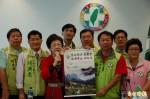呂秀蓮:國民黨全面下架 民進黨全員當選