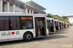 台南有礙、公車無礙 大台南低地板公車成軍