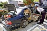 滿車贓物煞車壞掉 通緝犯照上路