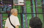 台股收盤下跌85.06點