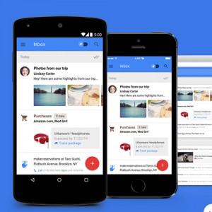 更整合的訊息功能!Google 推出 Inbox 郵件 APP
