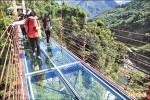 琉璃光之橋營運滿月 破3萬人次