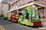 創會百年 存款百億 斗六市農會遊街慶祝