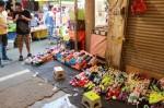 竹北菜市場 查獲仿冒球鞋
