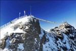 瑞士天空步道 峰峰相連