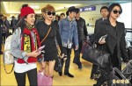 BIGBANG 2NE1報到 YG FAMILY今晚飆歌