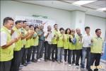 《雲林》議長選舉「亮票」 民進黨選將簽承諾書