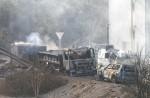 德國西南城市發生氣爆 花兩小時滅火