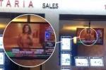 「萬能遙控器」作怪 櫥窗電視竟播色情節目