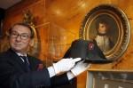 拿破崙雙角帽將拍賣 可望喊到千萬