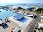 彌陀漁港整建 補網專區啟用