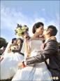熱吻99秒 90對新人「計步」集團結婚
