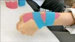 肌內效貼布 緩解3C族肌肉疼痛